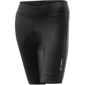 Löffler Tour Spodnie rowerowe Kobiety, black